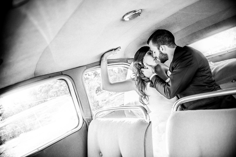 Le photographe de mariage vintage